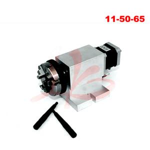 4 ось Harmonic Drive редуктор 3 Челюсти 50 / 65мм патрон с ЧПУ делительной головки 11-50-65 11-50-50