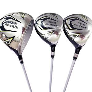 Nuevos Clubes de golf para hombre HONMA BEZEAL 525 Golf Wood 135 driver Golf Wood Graphite Eje del conductor R y tapa de la cabeza Envío gratis