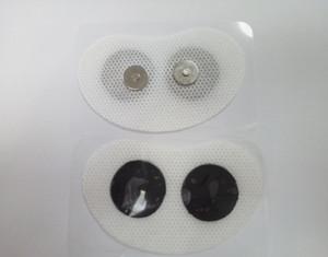 100pcs auto-adhésif Patch électrode Pad Gel Pour Snore Stopper - Smart Anti Ronflement Anti-sommeil Appareil Ronflement Muscle Stimula