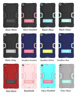 Military Extreme Heavy Duty shockproof defender silicone Case for Samsung Galaxy S6 lite 10.4 Tab A 10.1 T510 T590 T290 P200 T290 T830 T720