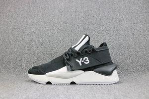 2019 Y-3 QASA RACER Vista gri Sneakers nefes Erkek Kadın koşu ayakkabıları çiftler Prophere Climacool Y3 ELLE streç kum açık eğitmenler