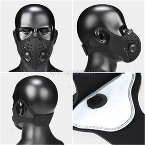 Бесплатная DHL одноразовая маска Pm2. 5 индивидуально упакованная Маска на открытый цикл Маска коробка C11 QA