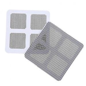 Gasa anti-adhesivo Pegatinas de fácil reparación Net Home Door Window Cortina de malla Parches de encolado Anti-mosquito Net yq00227