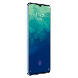 """Téléphone portable d'origine ZTE Axon 10 Pro 4G, 8 Go de RAM, 256 Go de ROM Snapdragon 855 Octa Core 6.47 """"Plein écran, 48,0 MP d'empreintes digitales, un téléphone intelligent"""