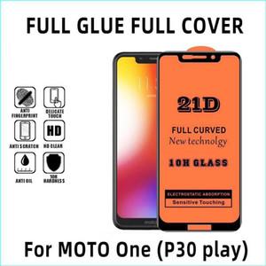 21D Voll Kleber gehärtetem Glas Premium-Film-Schutz-Schirm-Schutz-Schutz für Xiaomi Redmi Hinweis 9 Pro Max 8 8A 7 7A 2 Poco x2 K30 K20
