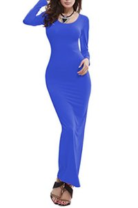YMING Mulheres Zip-Front Bodycon Party Club Evening Vestido Plus Size S-4XL