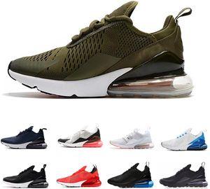 2019 Top Donna Nike Air Max airmax AIRMAX 270 27C Teal scarpe outdoor 2 stelle Womens Flair Triple rosa bianco blu 27C Trainer Sport Shoe 27S Running Sneakers 36-39
