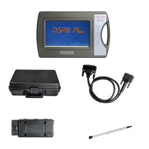 Super DSPIII Kilometerzähler-Korrektur-Tool Super DSP3-Kilometerzähler unterstützt die neueste High-End-Kilometerzählerprogrammierung über OBD-Adapter
