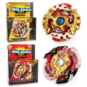 16 Styles B-86 100 142 Series 4D Beyblade Burst Toy With Launcher Packing Beyblades Metal Fighting Explosive Gyroscope Top Bey Blade Blades