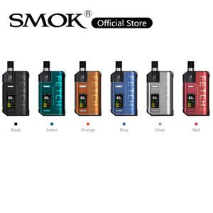 Smok Fetch Pro Pod Kit con 4.3ml RPM cartuccia 4.0ml RPG Pod All-in-one di vapore del sistema a doppio canale diretto del flusso d'aria di disegno 100% originale
