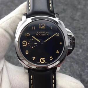 Heißer Verkauf Luxus-Mode Herren-Business-Marke mechanische Uhr Topdesigner kleine Wahl Verarbeitung Luxuxqualitäts Gürtel Herren-Mecha beobachten