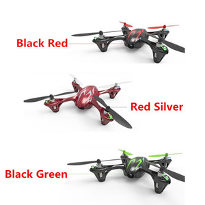 Hubsan H107C X4 CAM 2.4G 4CH Original 6 Axis Gyro RC Quadcopter Helicopter Drone RTF W HD Camera LED Lights Remote Control Toys