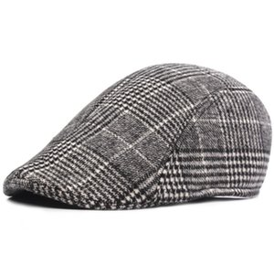 Çizgili Ivy Gatsby Düz Cap Şapka Golf Egzersiz Güneş Womens Bereliler Newsboy boina masculina siperlikler Caps