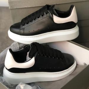 Siyah Beyaz Platformu Günlük Ayakkabılar Spor Kaykay Ayakkabı Erkek Bayan Sneakers Kadife Heelback Elbise Ayakkabı Spor Tenis Runner Eğitmenler