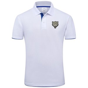 MYDBSH Brand Clothing 2020 Men's Wolf Polo Shirt Business & Fashion Solid Short Sleeve Male Breathable Polo Shirts Casual Tops