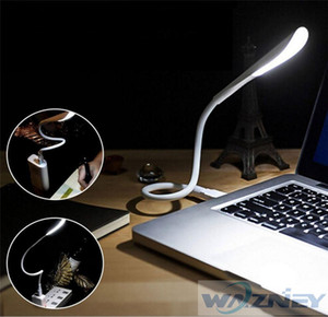 Flexible USB LED Night Light Mini Lamp For Computer Keyboard Notebook Laptop PC 50pcs lot
