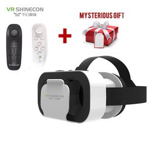 VR RIQUADRO 5 mini VR Occhiali Occhiali 3D Virtual Reality Occhiali VR cuffia Per Google Cardboard smartp