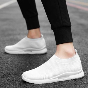 Wholesale Style Causal Shoe Man Woman White Black Sneaker Fashion Shoes outdoor jogging walking Drop Shipping Trainers Size 39-44