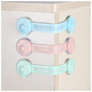 Multi-function Child Baby Safety Lock Cupboard Cabinet Door Drawer Safety Locks Children Security Protector