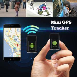 GF08 magnetica Mini Car GPS Tempo reale traccia Locator dispositivo vocale record Anti Lose