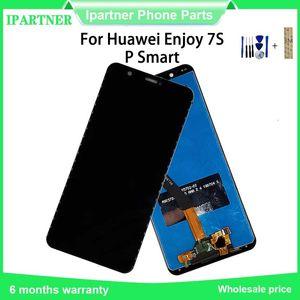 Pour Huawei Profitez 7S / P intelligente FIG-LX1 FIG-LA1 L21 L22 LCD à écran tactile Digitizer Assemblée réparation Pièces 5,65 pouces No Dead Pixel