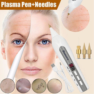 Newest Spot Removal Machine Laser Freckle Removal Pen Skin Tag Wart Removal Tattoo Remover Plasma Pen Skin Care Salon Home Use Device
