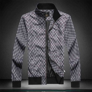 NEW Fashion Mens Design Jackets With Pocket Decoration Hot Sale Printed Jackets Youthful Popularity Jackets For Men