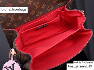 Designer mini tote bag s shoulder bags real leather handbags crossbody bag female business laptop bags 2018 purse(25-19-7)M43984