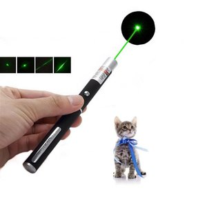 new 5mW 532nm GREEN Light Beam Laser Pointer Pen good SOS Mounting Night Hunting Teaching Lights Pointers ppt Without Package
