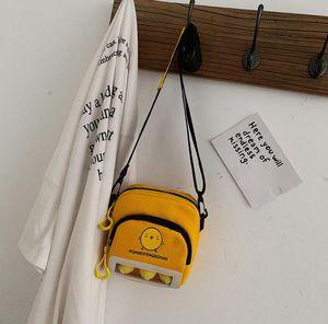 The latest edition of women's bag Xiaoqing fresh canvas diagonal bag Baitao broadband one-shoulder bag