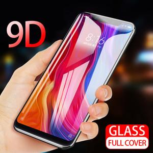 9D واقي الشاشة الزجاج المقسى ل Xiaomi Redmi Note 6 5 pro