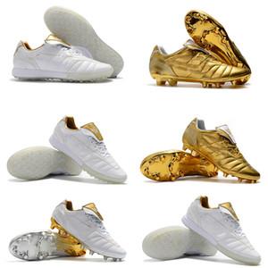 botines de fútbol para hombre más nuevos Tiempo Legend 7 R10 Elite FG zapatos de fútbol Legend VII IC TF Indoor Turf botas de fútbol Tacos de futbol us6.5-11