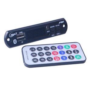 Multi-funzione di MP3 Decoder consiglio Bluetooth 5v / 12v PCB del modulo audio per l'automobile a distanza del USB di musica dell'altoparlante U-Disk Potenza Sppuly
