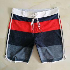 2020 hommes Maillots de bain Shorts de plage 8 couleurs d'été Surf étanche Shorts 4 Way Stretch vrac Boardshorts Quick Dry Hommes Shorts de bain 05