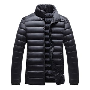 Mens Designer Jackets Winter Duck Down Jacket Stand Collar Down Jacke Outdoor Comfortable Warm Mens Designer Coats Size M-3XL