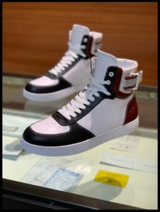 2020 TOP Designers shoes men luxury designers casual shoes sneakers size eur 38-45 with box recept dust bag
