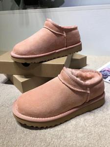 Yeni Moda Yüksek Kalite Kadın hakiki Boot Klasik Boots yarım bot Siyah Kestane Lacivert Kadınlar Moda botları diz