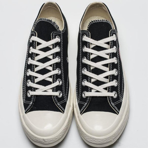 2020Mens COMMEs des GARCONS PLAY Chuck 1970 Sneakers for Men's Tayler Vulcanized Shoes Man Skateboarding Womens Skate Women Hearts Woman