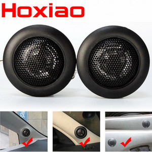 AOTO Tweeter Super Power Loud Speaker Component Speakers for Car Stereo Flush Surface Mount 49mm Diameter Dome Small Car Audio