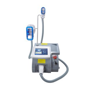 2020 Горячий продукт 2 ручки жира замораживание Cryolipolysis машина объединить 1 большую ручку крио и 1 двойной ручкой подбородок крио