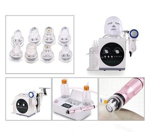 5678 Aqua Facial cleaning Machine Operating tips сменные насадки для кислородного ухода за кожей лица машина для пилинга воды дермабразия