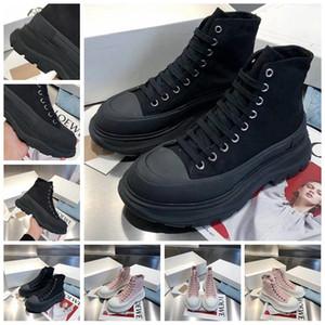 2020 tasarımcı Erkekler DİŞ SLICK yüksek üst bağcıklı ayakkabı erkek ve kadın platform ayakkabı fashionDesigner küçük beyaz ayakkabılar 05
