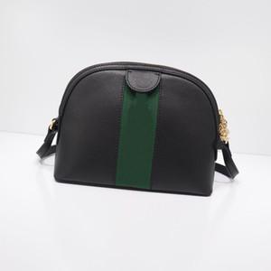 حار! أزياء سيدة حقيبة يد العلامة التجارية المحافظ الحقائب ذات جودة عالية CROSSBODY إلكتروني خياطة مخطط حقيبة الكتف قذيفة حقيبة التسوق مجانا
