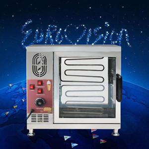 toptan satış fiyatı yeni tasarım Ticari paslanmaz çelik Pastalar Oven Churro fırıncı baca ekmek fırın baca pasta makinesi kurtos kalacs makina