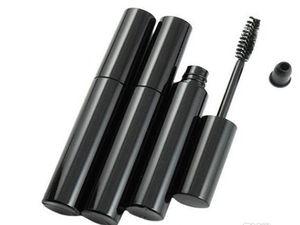 225pcs la calidad del hight / envase de tubo vacío rímel negro cepillo de botella cosmética rímel lot DHL 10ml