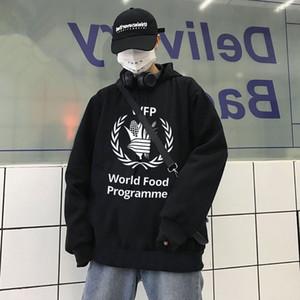2020 hommes de hoodies d'hiver de luxe design hommes de mode de haute qualité coton hanche hommes hoodie hop et les femmes Designer Sweat urbain