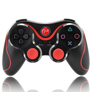 PlayStation 3 용 Bluetooth 컨트롤러 PS3 무선 게임 패드 PS 3 컨트롤러 용 조이스틱 USB 충전 케이블 Double Motor Vibration
