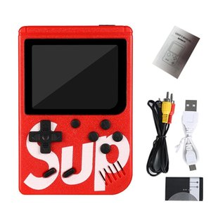 3.0 Inch LCD Screen 400 in 1 SUP Game Box Mini Handheld Game Console Retro Portable Video Game Console
