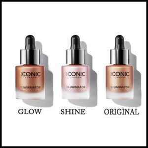 Kozmetik 1pcs ücretsiz gönderim kadar EPACK Londra Simgeleri Makyaj Aydınlatıcı Likit İşaretleyiciler 3 Renk parlaklık parlaklık orijinal yüz yapmak