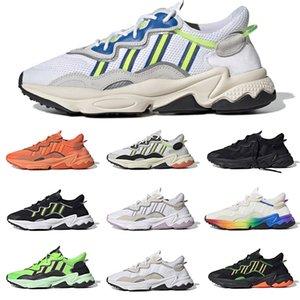 2019 Riflettente Raf Simons Xeno Ozweego per uomo Donna Speed Calabasas Scarpe da corsa Allenatore Designer Sports Designer Sneakers Scarpe da ginnastica 36-45